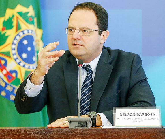 Previsão de Reunião do Ministro do Planejamento Nelson Barbosa com Dilma para definir reajuste do funcionalismo público