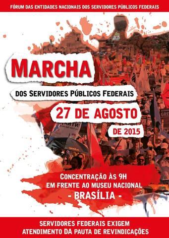 Caravana dos SPF em Brasília