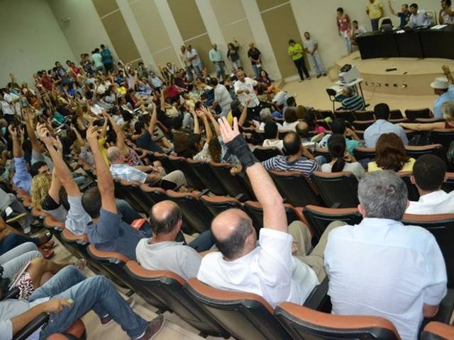Sem negociação, DEFLAGRAÇÃO DA GREVE POR DOCENTES 18 IFES