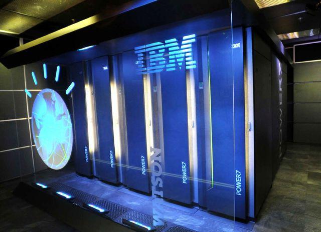 Supercomputadora Watson
