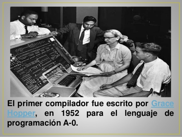 Primer Compilador