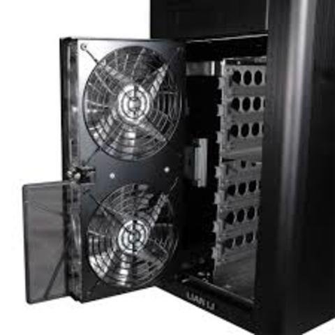 Primer computadora con ventilador