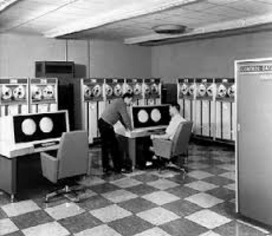 Primer Supercomputador