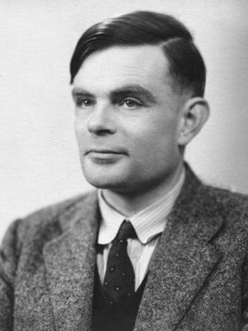 Alan Turing dirige el equipo que utilizo la maquina Colossus.