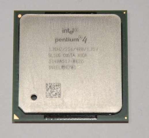 Gama de microprocesadores 1993-2001