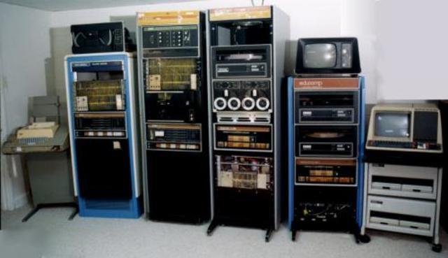 avance de tercera generacion y el PDP-8