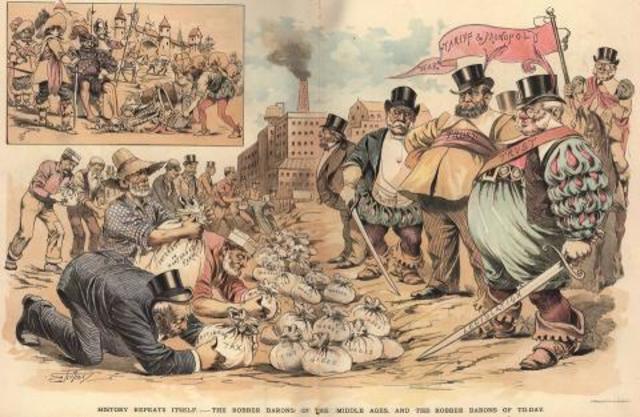 La crisis del capitalismo mercantil I