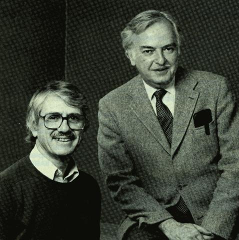 John Kemeny y Thomas Kurtz