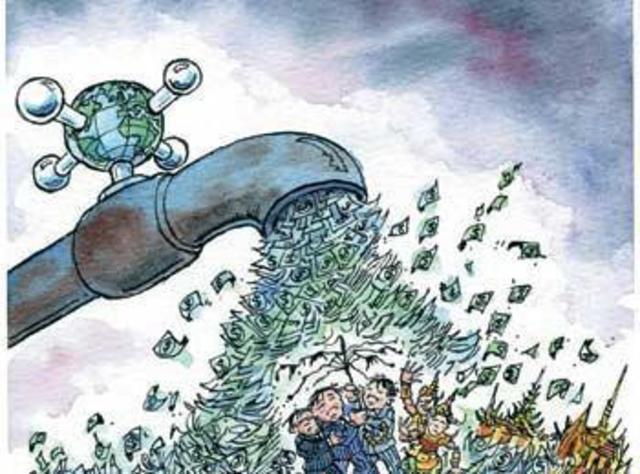 El cambio de la economia I