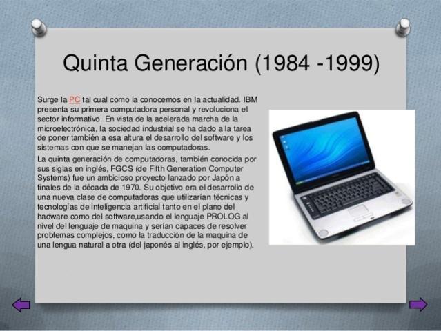 QUINTQ GENERACION