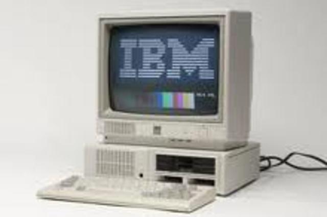 El comienzo de la industria informatica