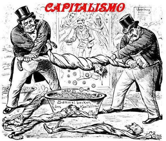 El capitalismo financierto