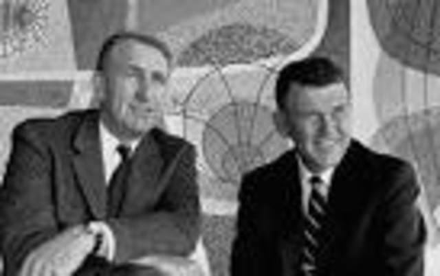 William Hewlett y David Packard
