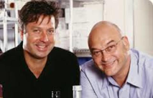Gary Kildall y John Torode