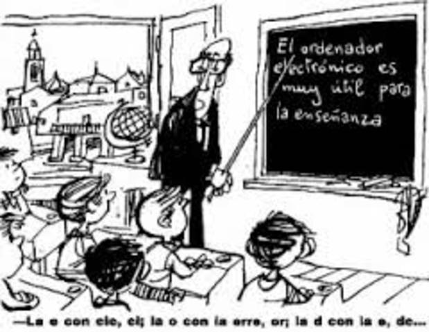 INCORPORACION DE LAS TIC EN LA EDUCACION DE MEXICO
