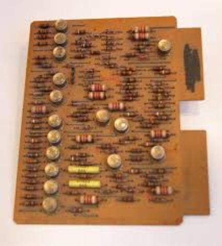 COMPUTADORAS DE LA TERCERA GENERACION 1064-1971