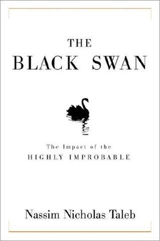 The Black Swan réédité, Nassim Taleb