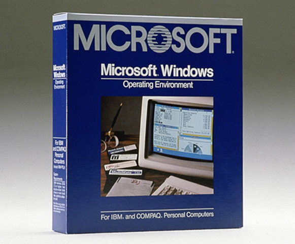 Lanzanmiento de Windows 1.0