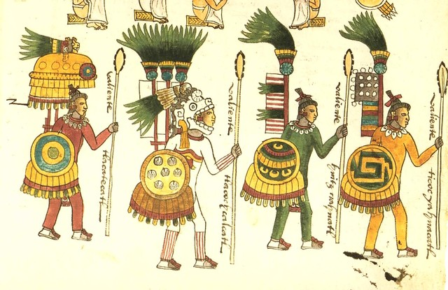 Economía: Aztecas e Incas