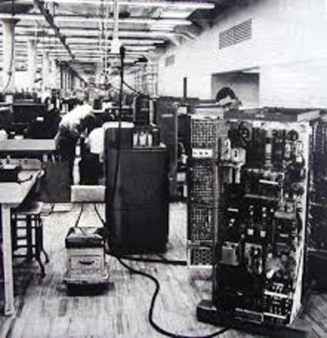 IBM Y REMINGTON RAND