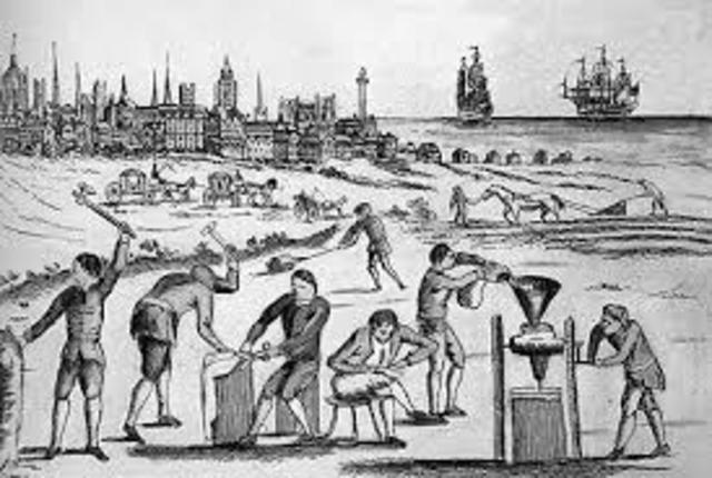La economía del siglo XVIII                     (Santilla, cf. 139)