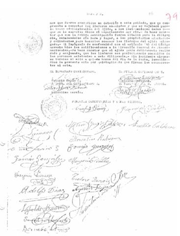 Ley de dotación y restitución de tierras 1929
