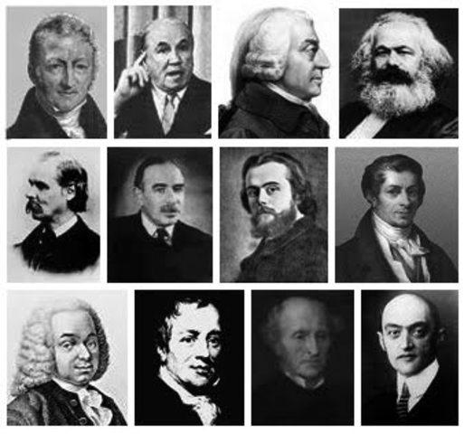 Las ideas de los economistas clásicos
