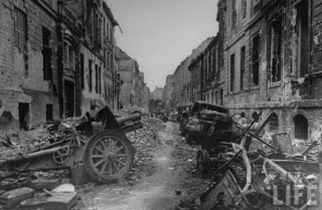 La economía de la segunda posguerra