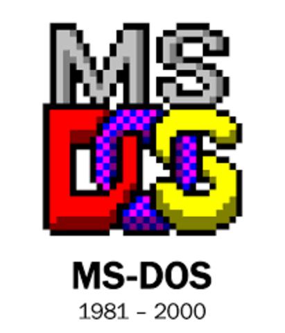 1981 MS-DOS