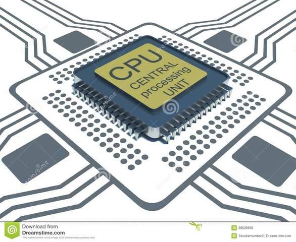El CPU.