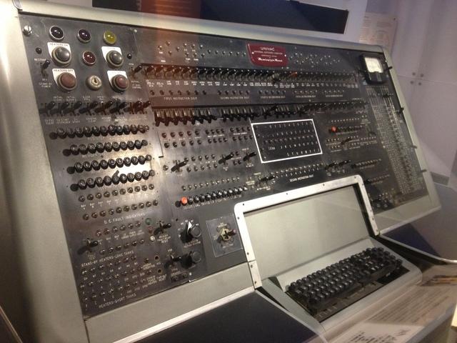 Construcción de la UNIVAC I