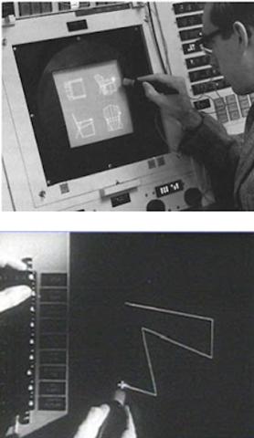 Primer programa gráfico (Sketchpad)