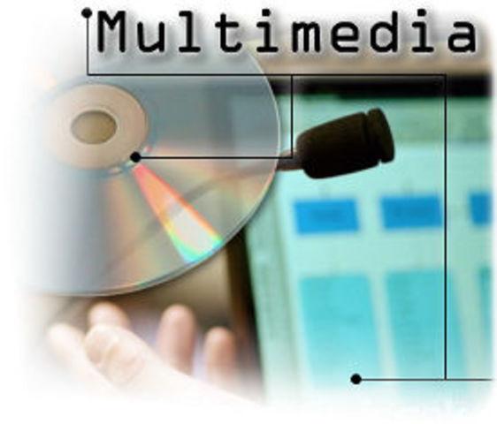 CD-ROOM y la Multimedia.