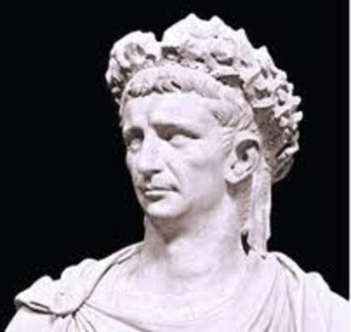 Cuarto Rey de Roma Anco Marcio 642-617 a.C.