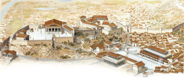 a Tarquino el Soberbio se destaco por las grandes construcciones que se llevaron en su reino.