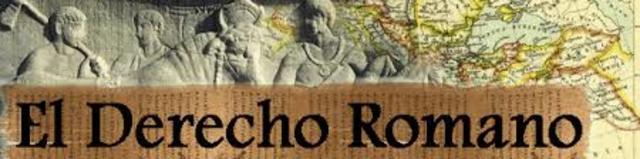 El derecho romano fue su formalidad, solemnidad, su rigorosa oralidad y su acentuado carácter religioso.
