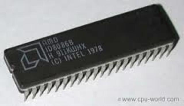 El microprocesador Intel 8086