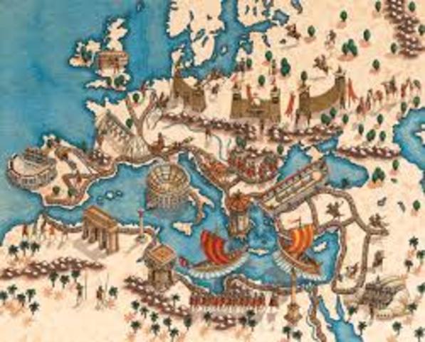 510 a.C. inicio de la era Republicana.