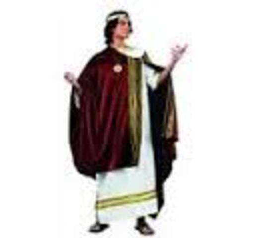 los pretores administaban justicia entre los cuidadanos romanos