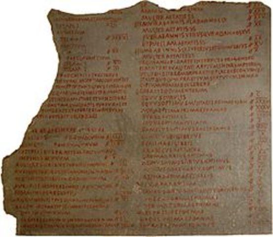los edictos de los magistrados eran las disposiciones de los magistados.