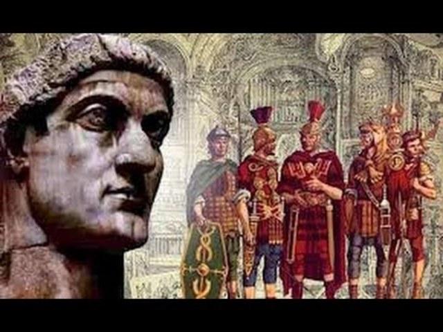 Imperio absoluto, Diocleciano fue proclamado emperador en el año 286.