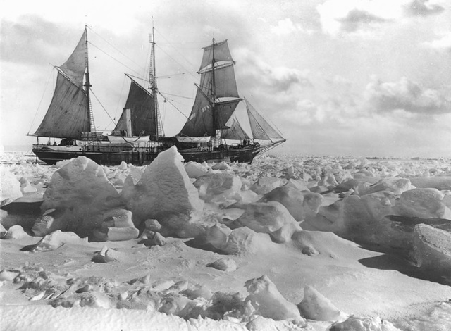 Ernest Shackleton returns to Antarctica with his own Endurance Expedition