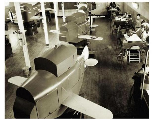 Simulador de vuelo por medio de las computadoras.