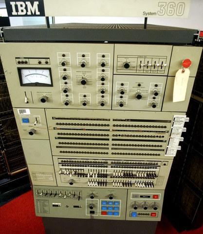 Creación de la IBM 360