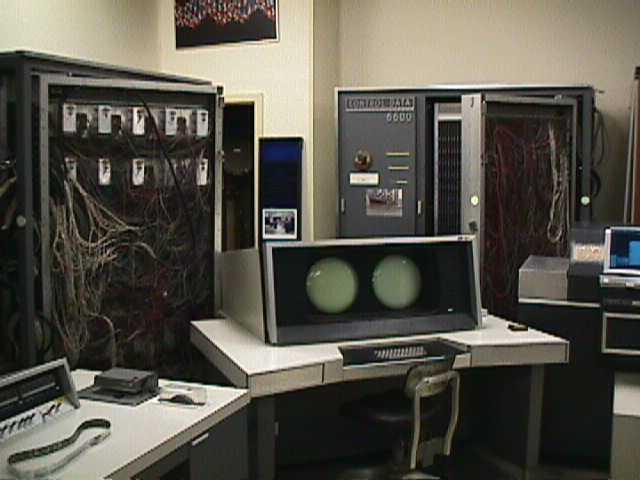 Creación de CDC 6600