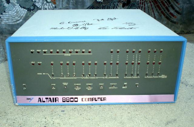 Primera computadora personal