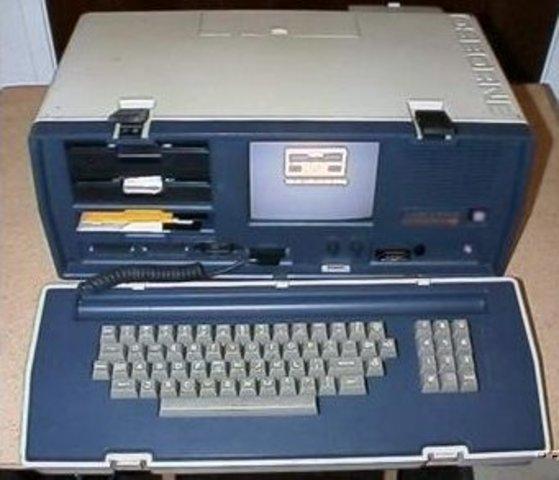 Primer CPU (Unidad Central de Procesos)