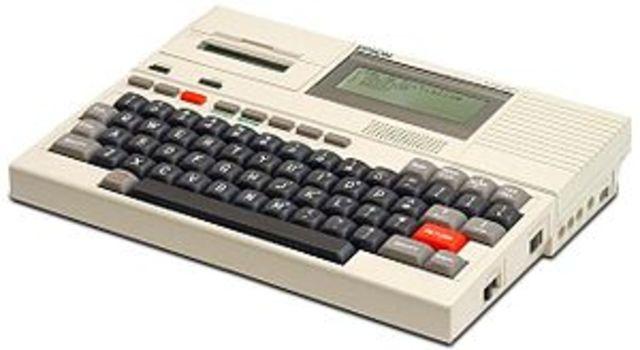 Primer computadora portatil