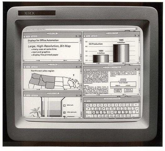 PARC User Interface