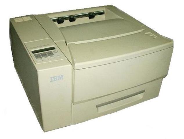 Impresora IBM 360